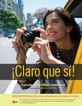 Claro que si!, Enhanced Student Text