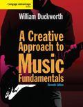 Centgage Advantage: A Creative Approach to Music Fundamentals (Cengage Advantage Books)