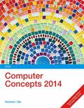 New Perspectives on Computer Concepts 2015 : Brief