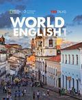 Pkg World English 1 Student Book + CDROM