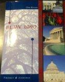 BLAW 1090 22nd Edition