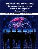 Business and Professional Communication in the Global Workplace Enhanced Edition