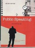 Public Speaking: The Evolving Art