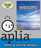 Bundle: Mindscapes: Critical Reading Skills and Strategies, 2nd + ApliaTM, 1 term Printed Ac...