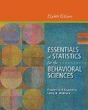 Bundle: Essential of Statistics for the Behavioral Sciences + MindTap Psychology Printed Acc...