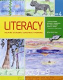 Bundle: Literacy: Helping Students Construct Meaning, 9th + CourseMate Printed Access Card
