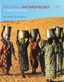 Bundle: Cultural Anthropology: An Applied Perspective, 10th + CourseMate Access Code