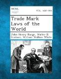 Trade Mark Laws of the World