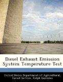 Diesel Exhaust Emission System Temperature Test