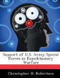 Support of U.S. Army Special Forces in Expeditionary Warfare
