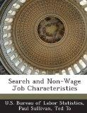 Search and Non-Wage Job Characteristics