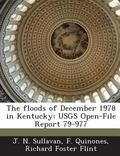 Floods of December 1978 in Kentucky : Usgs Open-File Report 79-977