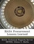 Nasa Procurement Lessons Learned