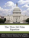 Thin Oil Film Equation