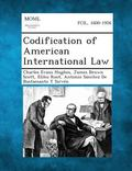 Codification of American International Law