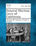 General Election Laws of California