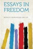 Essays in Freedom