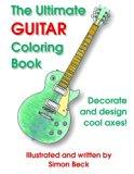 The Ultimate Guitar Coloring Book