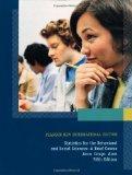 Statistics for the Behavioral and Social Sciences : A Brief Cource 5e (Pnie)