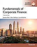 Fundamentals of Corporate Finance with MyFinanceLab, Global Edition
