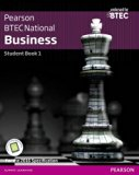 BTEC Nationals Business: Student Book + Activebook 1: For the 2016 Specifications (BTEC Nati...