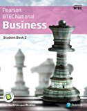 BTEC Nationals Business: Student Book + Activebook 2: For the 2016 Specifications (BTEC Nati...