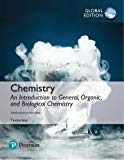 Chemistry: An Introduction to General, Organic, and Biological Chemistry Plus Pearson Master...