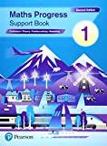 Maths Progress Support Book 1: Second Edition (Maths Progress Second Edition)