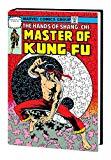 SHANG-CHI MASTER OF KUNG FU OMNIBUS HC VOL 3 DM VAR ZECK COVER