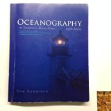 Oceanography an Invitation to Marine Science [GEOS 3220]