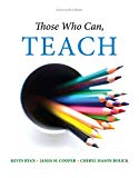 Those Who Can, Teach (MindTap Course List)