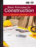 Residential Construction Academy : Basic Principles for Construction