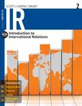 IR, 2016 Edition (with CourseMate Printed Access Card) (New, Engaging Titles from 4LTR Press)