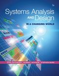 Systems Analysis and Design in a Changing World, Student Edition