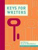 Bundle: Keys for Writers, 7th + Aplia 1-Semester Printed Access Card + InSite(TM) 1-Semester...