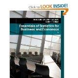 Essentials of Statistics for Business and Economics (with Data Set Printed Access Card), 7th...