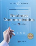 Bundle: Business Communication: Process and Product (with Student Premium Website Printed Ac...