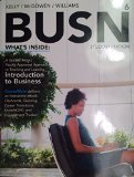 BUSN 6 (with CourseMate Delivers Interactive ebook, Flashcards, Quizzing, Career Transitions...