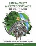 Intermediate Microeconomics and Its Application (Not Textbook, Access Code Only) By Walter N...