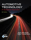 Bundle: Automotive Technology: A Systems Approach, 6th + MindTap Auto Trades, 4 terms (24 mo...