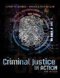 Bundle: Criminal Justice in Action, 8th + MindTap(TM) Criminal Justice Printed Access Card