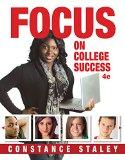 Bundle: FOCUS on College Success, 4th + Aplia 1-Semester Printed Access Card