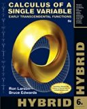 Bundle: Calculus of a Single Variable, Hybrid: Early Transcendental Functions (With Enhanced...