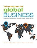 Introduction to Global Business: Understanding the International Environment & Global Busine...