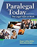 Paralegal Today: The Legal Team at Work