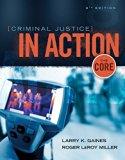 Bundle: Criminal Justice In Action: The Core, 8th + MindTap Criminal Justice, 1 term (6 mont...