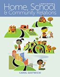 Bundle: Home, School, and Community Relations, 9th + MindTap Education, 1 term (6 months) Ac...
