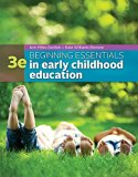 Bundle: Beginning Essentials in Early Childhood Education, 3rd + MindTap Education, 1 term (...