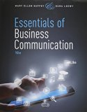 Bundle: Essentials of Business Communication (with Premium Website Printed Access Card) + LM...