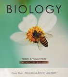 Bundle: Biology Today and Tomorrow without Physiology, 5th + MindTap Biology, 1 term (6 mont...